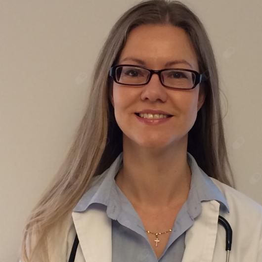 Pediatra dr n. med. Paulina Dworak